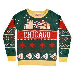 Tipsy Elves Chicago Sweater
